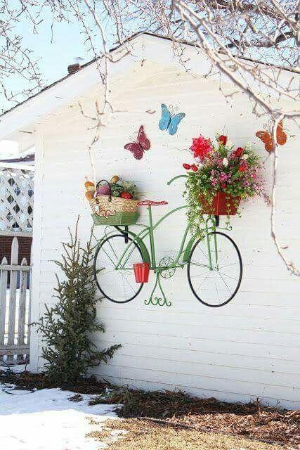 Best 25+ Garden Wall Art Ideas On Pinterest | Beach Rock Art Regarding Garden Wall Art (View 5 of 20)