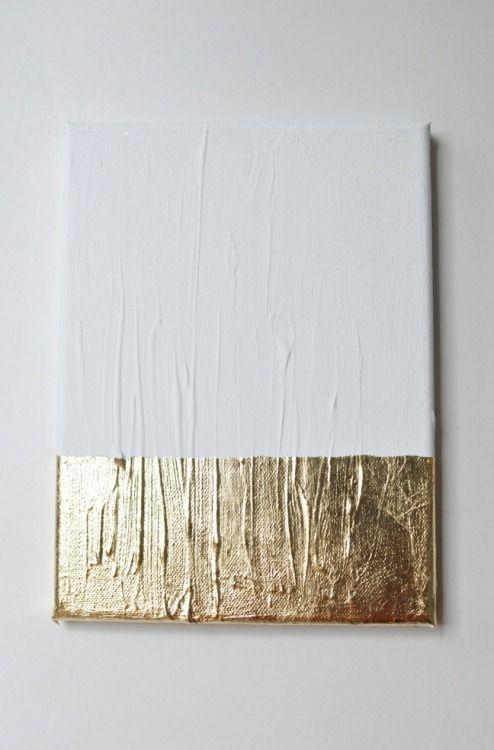 Best 25+ Gold Art Ideas On Pinterest | Abstract Wall Art, Gold In Silver And Gold Wall Art (Image 5 of 20)