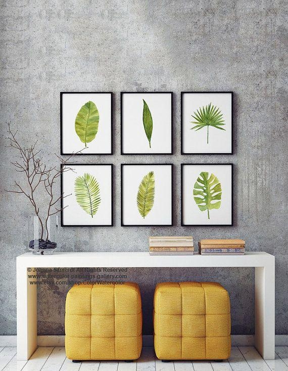 Best 25+ Green Wall Art Ideas On Pinterest | Moss Wall, Living Throughout Yellow And Green Wall Art (Image 8 of 20)