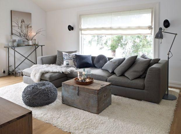 Best 25+ Grey Sofa Decor Ideas On Pinterest | Grey Sofas, Gray Inside Living Room With Grey Sofas (View 4 of 20)