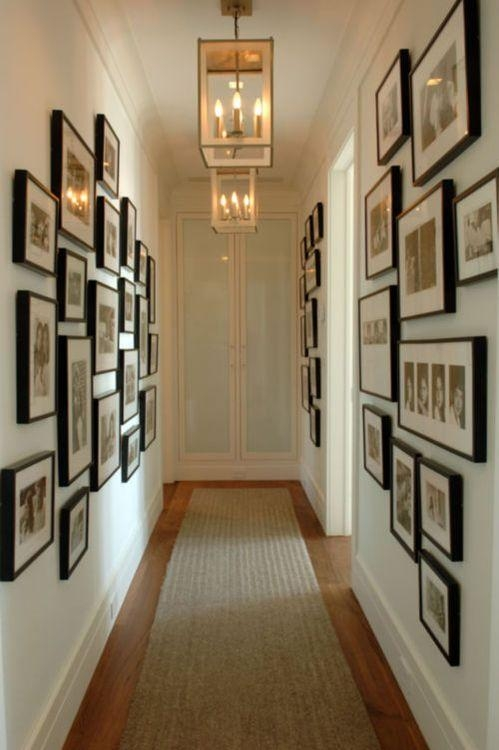 Best 25+ Hallway Decorating Ideas On Pinterest | Hallway Ideas Throughout Wall Art Ideas For Hallways (View 15 of 20)