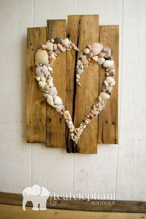 Best 25+ Heart Wall Art Ideas On Pinterest | Heart Canvas, Chevron With Natural Wood Wall Art (Image 7 of 20)