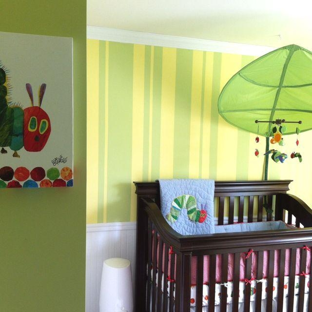 Best 25+ Hungry Caterpillar Nursery Ideas Only On Pinterest | Eric Inside Very Hungry Caterpillar Wall Art (Image 7 of 20)