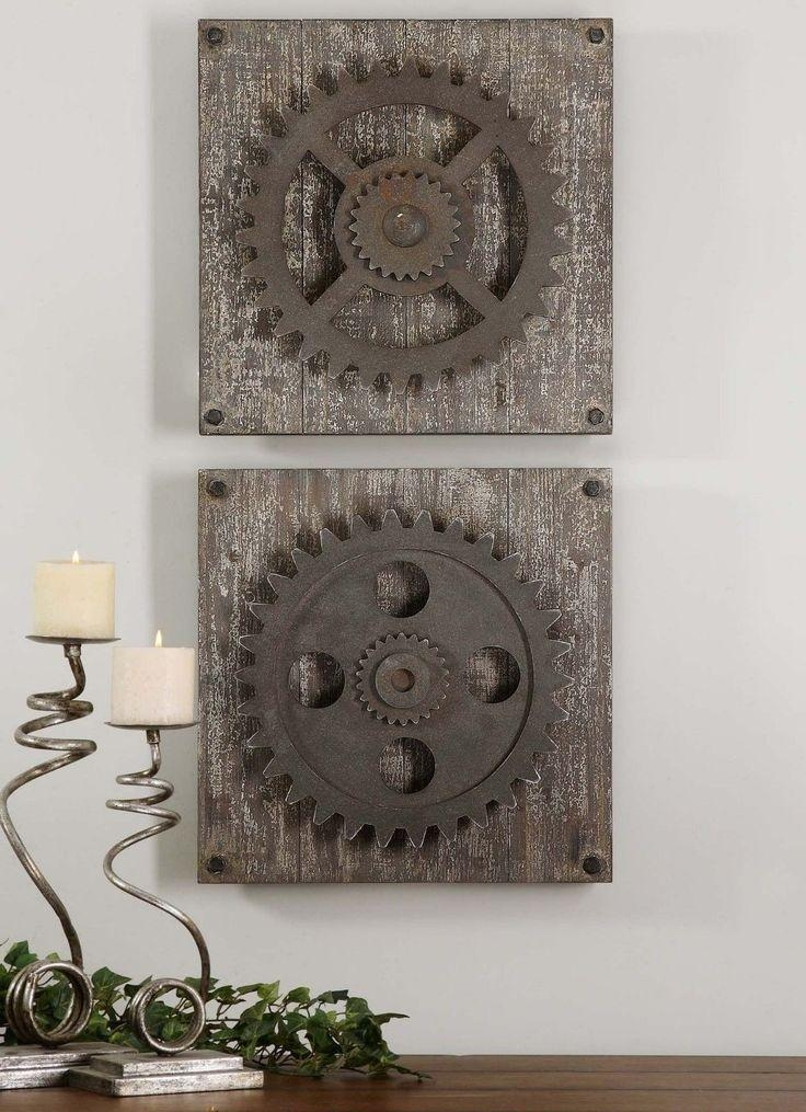 Featured Image of Industrial Wall Art