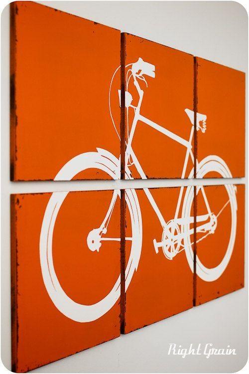 Best 25+ Industrial Wall Art Ideas On Pinterest | Industrial Shop Regarding Large Retro Wall Art (View 4 of 20)