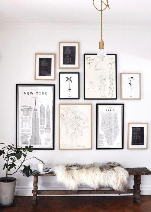 Best 25+ Industrial Wall Art Ideas On Pinterest | Industrial Shop Regarding Vintage Style Wall Art (View 20 of 20)