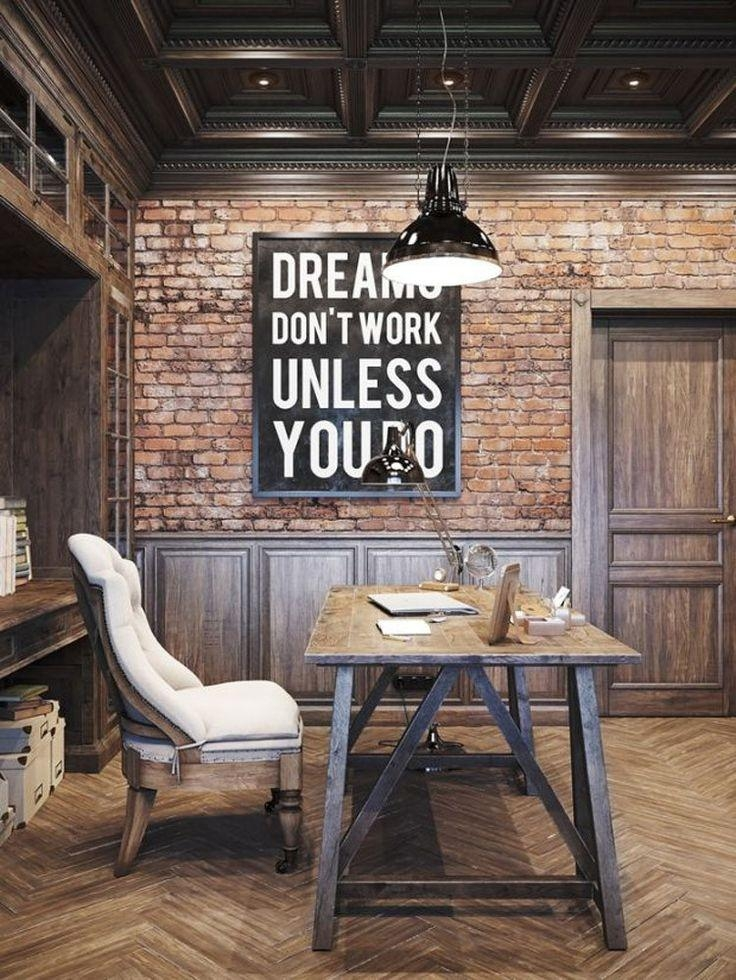 Best 25+ Industrial Wall Art Ideas On Pinterest | Industrial Shop With Regard To Industrial Wall Art (Image 4 of 20)
