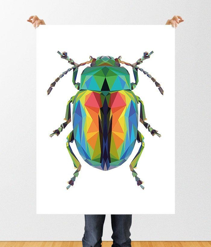 Best 25+ Insect Art Ideas On Pinterest | Bug Art, Printmaking Pertaining To Insect Wall Art (View 19 of 20)