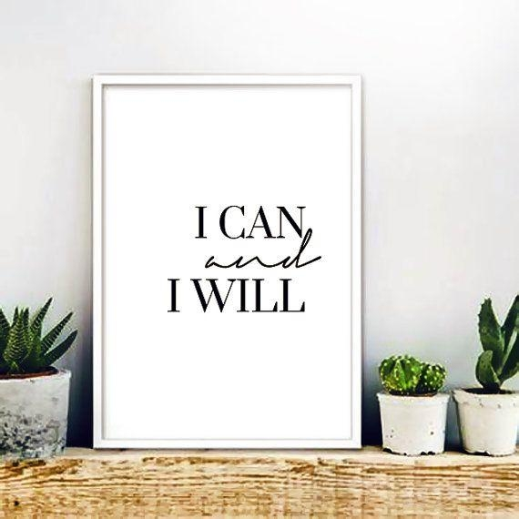 Best 25+ Inspirational Wall Art Ideas On Pinterest | Free Intended For  Inspirational Sayings Wall