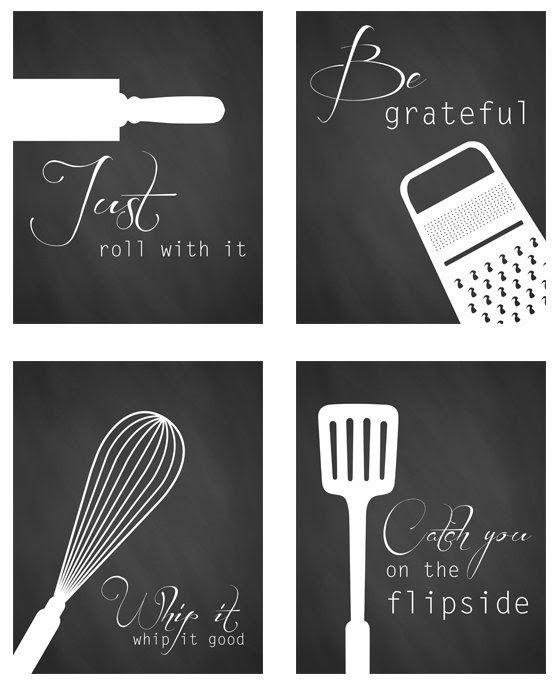 Best 25+ Kitchen Quotes Ideas On Pinterest | Wall Sayings, Kitchen With Regard To Kitchen Wall Art (View 14 of 20)