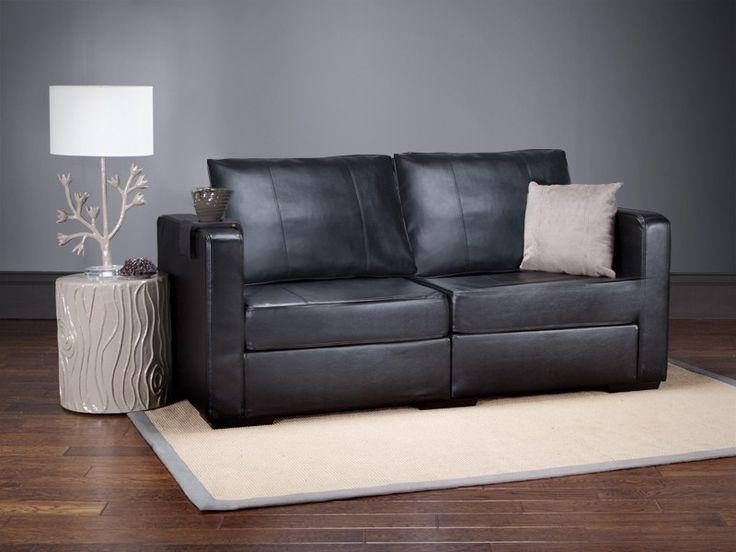 Best 25+ Leather Couch Covers Ideas On Pinterest | Southwestern With Black Sofa Slipcovers (View 3 of 20)