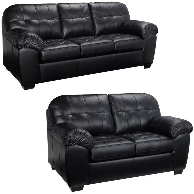 Best 25+ Leather Sofa And Loveseat Ideas Only On Pinterest | Sofa With Black Leather Sofas And Loveseats (Image 4 of 20)