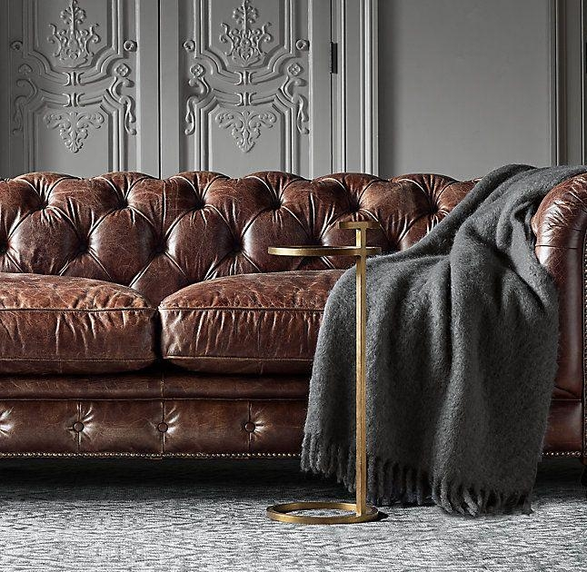 Best 25+ Leather Sofas Ideas On Pinterest | Leather Couches, Brown Regarding Giant Sofas (Image 9 of 20)