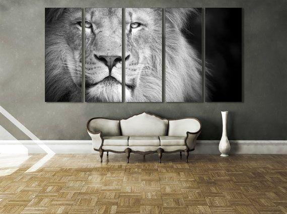 Best 25+ Lion Wall Art Ideas On Pinterest | Prophetic Art, Lion Within Lion Wall Art (Image 5 of 20)