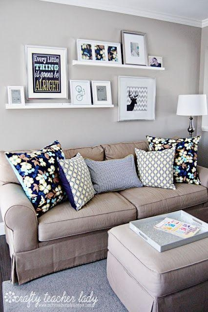 Best 25+ Living Room Wall Decor Ideas On Pinterest | Living Room Throughout Wall Pictures For Living Room (View 5 of 20)