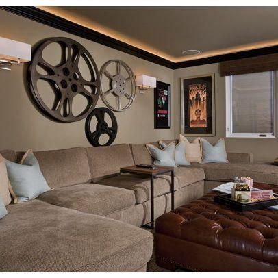 Best 25+ Media Room Decor Ideas On Pinterest | Theater Room Decor Within Media Room Wall Art (Image 13 of 20)