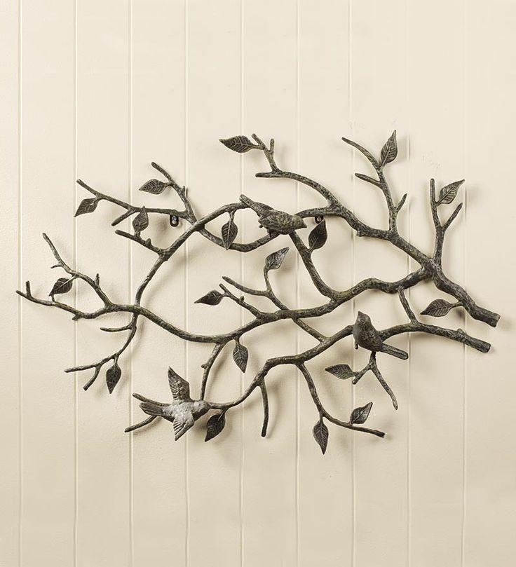 Best 25+ Metal Wall Art Ideas On Pinterest | Metal Art, Metal Wall Within Birds In Flight Metal Wall Art (Image 6 of 20)