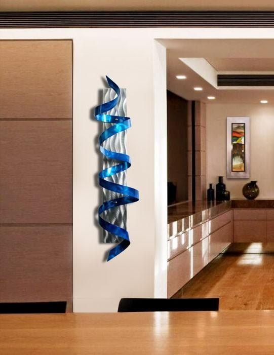 Best 25 Contemporary Houses Ideas On Pinterest: Top 20 Contemporary Metal Wall Art Sculpture