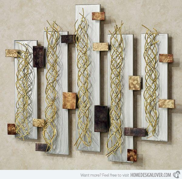 Best 25+ Metal Wall Sculpture Ideas On Pinterest | Wall Sculptures For Contemporary Metal Wall Art Sculpture (Image 13 of 20)