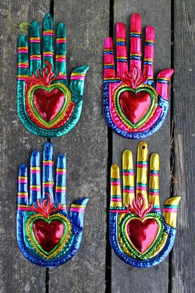 Best 25+ Mexican Folk Art Ideas On Pinterest | Mexican Art, Arte Pertaining To Mexican Metal Art (View 20 of 20)