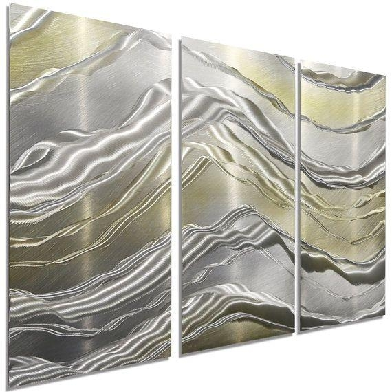 Best 25+ Modern Metal Wall Art Ideas On Pinterest | Contemporary Throughout Contemporary Wall Art (View 19 of 20)