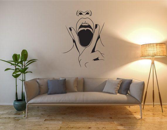 Best 25+ Modern Wall Decals Ideas On Pinterest | Minimalist Wall Regarding Modern Vinyl Wall Art (View 18 of 20)