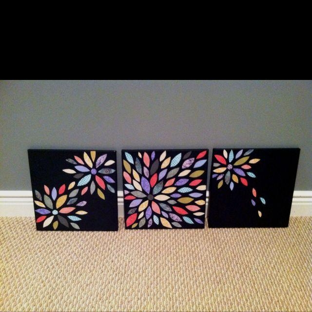 Best 25+ Multiple Canvas Art Ideas On Pinterest | 3 Canvas In Multi Canvas Wall Art (View 10 of 20)