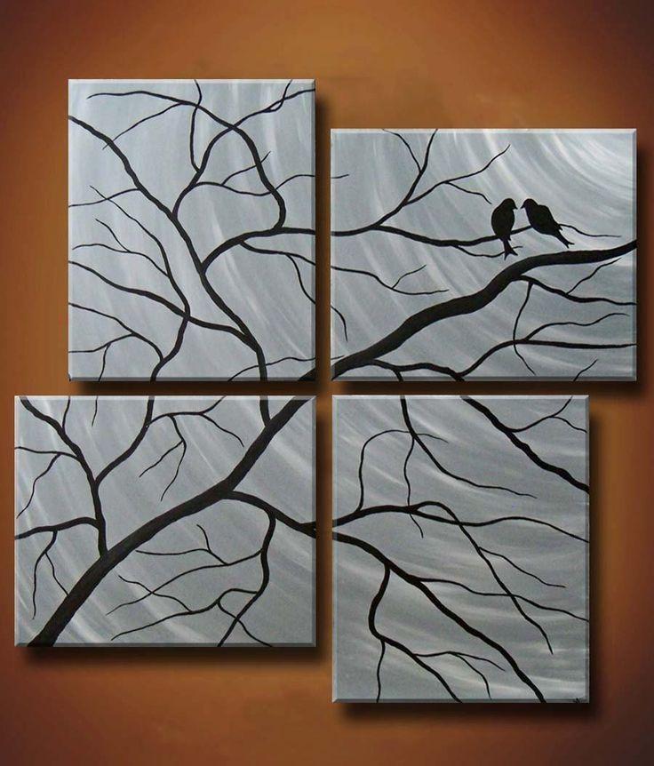 Best 25+ Multiple Canvas Paintings Ideas On Pinterest | 3 Canvas Inside Multiple Canvas Wall Art (View 7 of 20)