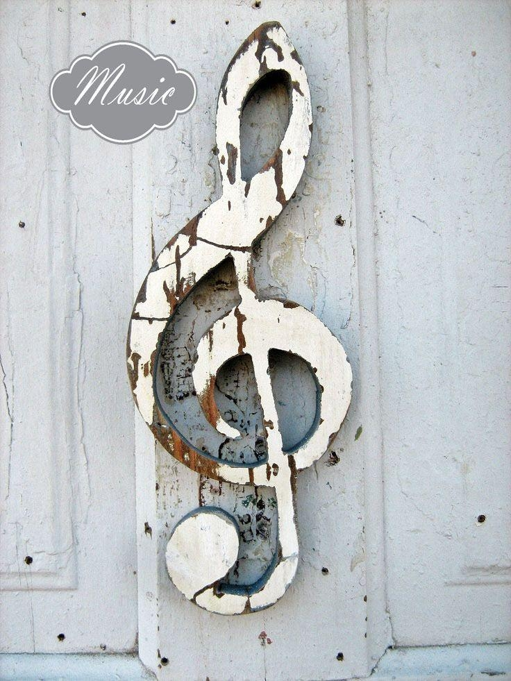 Best 25+ Music Wall Art Ideas On Pinterest | Music Wall Decor With Metal Music Wall Art (Image 5 of 20)