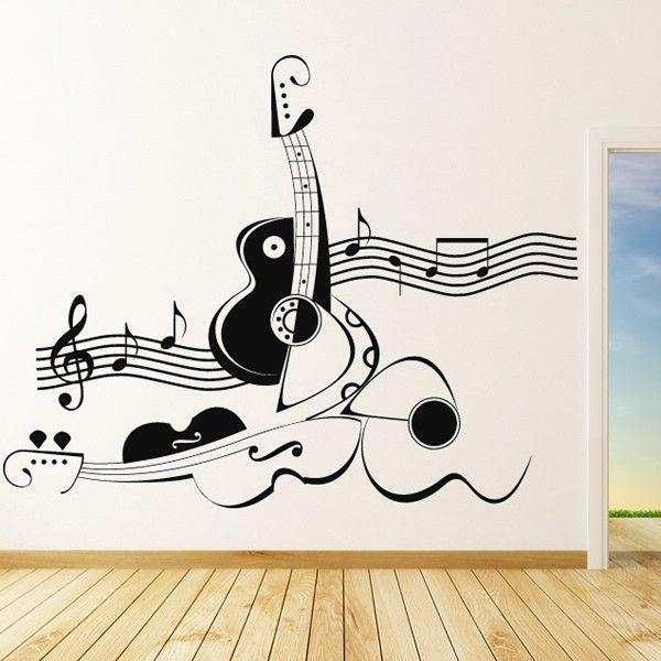 Featured Image of Music Themed Wall Art