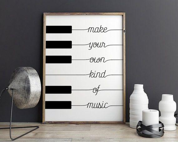 Best 25+ Music Wall Art Ideas Only On Pinterest | Music Wall Decor Regarding Music Themed Wall Art (Image 9 of 20)