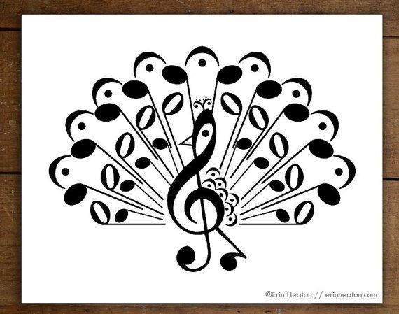 Best 25+ Music Wall Decor Ideas On Pinterest | Music Room Throughout Music Note Wall Art Decor (View 10 of 20)