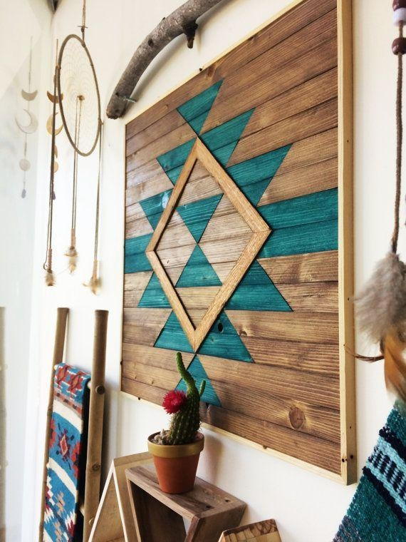 Best 25+ Native American Decor Ideas On Pinterest | Native Intended For Native American Wall Art (Image 8 of 20)