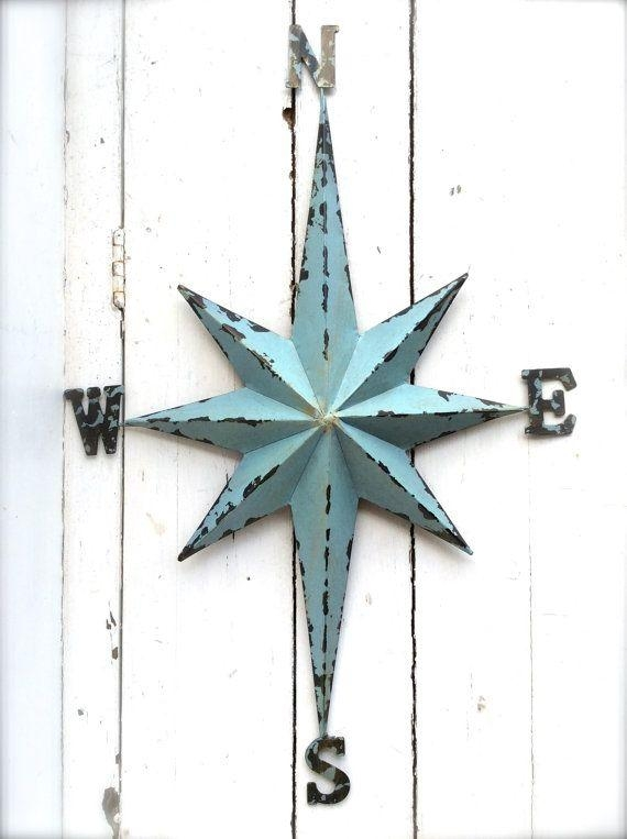 Best 25+ Nautical Wall Art Ideas On Pinterest | Nautical Shed Pertaining To Seaside Metal Wall Art (Image 8 of 20)