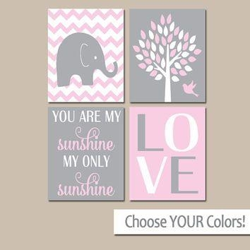 Best 25+ Nursery Canvas Art Ideas On Pinterest | Love Canvas Intended For Girls Canvas Wall Art (View 19 of 20)
