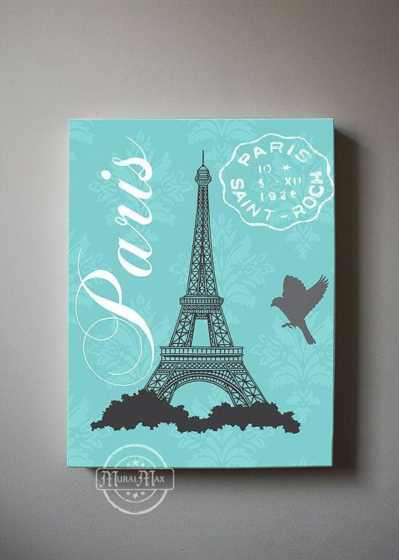 Best 25+ Nursery Canvas Art Ideas On Pinterest | Love Canvas With Regard To Paris Theme Nursery Wall Art (View 8 of 20)