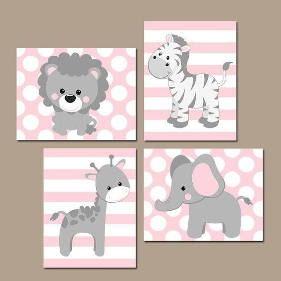 Best 25+ Nursery Wall Art Ideas On Pinterest | Baby Nursery Art Regarding Nursery Wall Art (View 4 of 20)