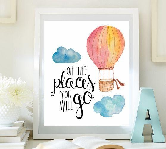 Best 25+ Nursery Wall Art Ideas On Pinterest | Baby Nursery Art Throughout Etsy Childrens Wall Art (View 9 of 20)