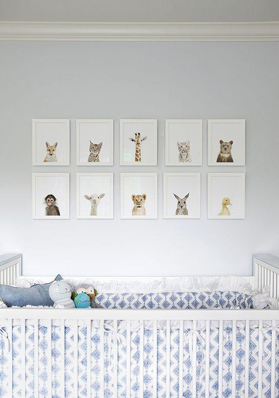 Featured Image of Nursery Wall Art
