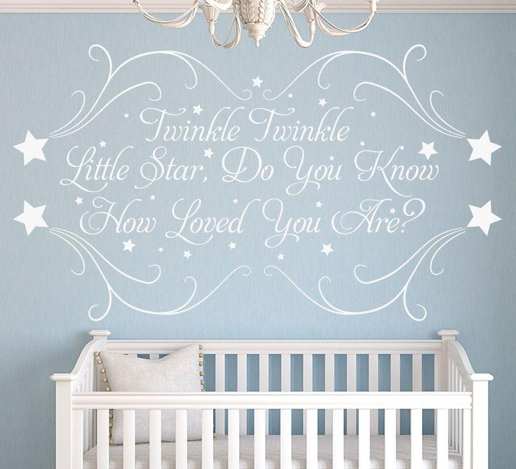 Best 25+ Nursery Wall Quotes Ideas Only On Pinterest | Baby Room Regarding Winnie The Pooh Vinyl Wall Art (Image 6 of 20)