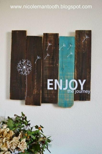 Best 25+ Outdoor Wall Art Ideas On Pinterest | Outdoor Art, Garden Intended For Diy Garden Wall Art (View 20 of 20)