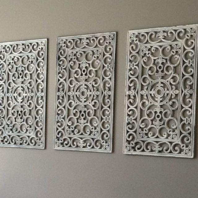 Best 25+ Outdoor Wall Art Ideas On Pinterest | Outdoor Art, Garden Pertaining To Filigree Wall Art (Image 9 of 20)