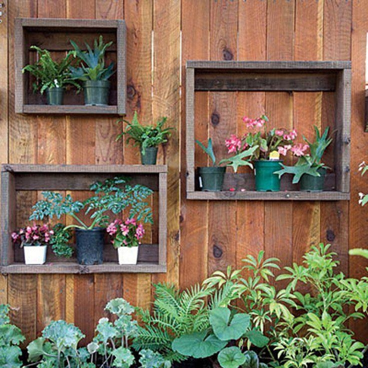 20 Ideas of Diy Garden Wall Art | Wall Art Ideas