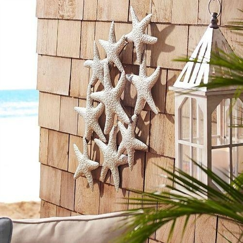 Best 25+ Outdoor Wall Decorations Ideas On Pinterest | Outdoor With Seaside Metal Wall Art (View 19 of 20)