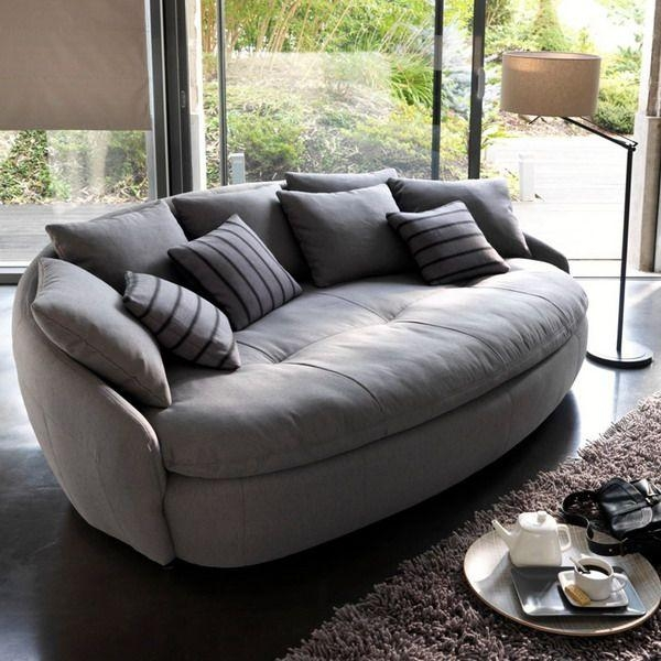 Best 25+ Oversized Couch Ideas On Pinterest | Small Lounge Regarding Big Comfy Sofas (Image 15 of 20)