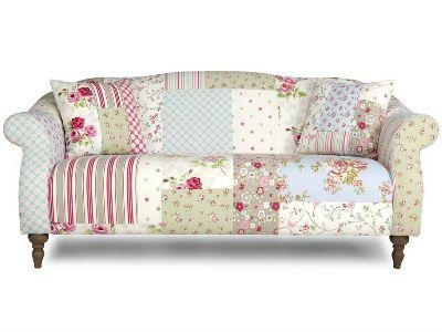 Best 25+ Patchwork Sofa Ideas On Pinterest | Funky Chairs Within Floral Sofas (View 5 of 20)