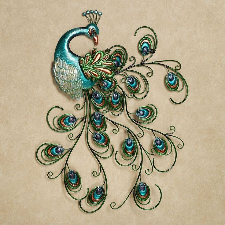 Best 25+ Peacock Wall Art Ideas On Pinterest | Peacock Art In Jeweled Peacock Wall Art (Image 8 of 20)