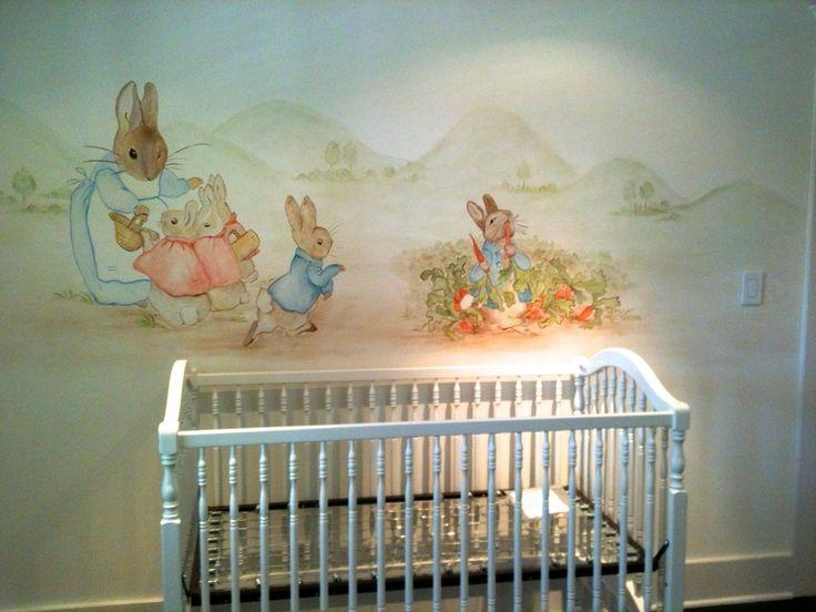 Best 25+ Peter Rabbit Nursery Ideas On Pinterest | Beatrix Potter Regarding Peter Rabbit Wall Art (Image 9 of 20)