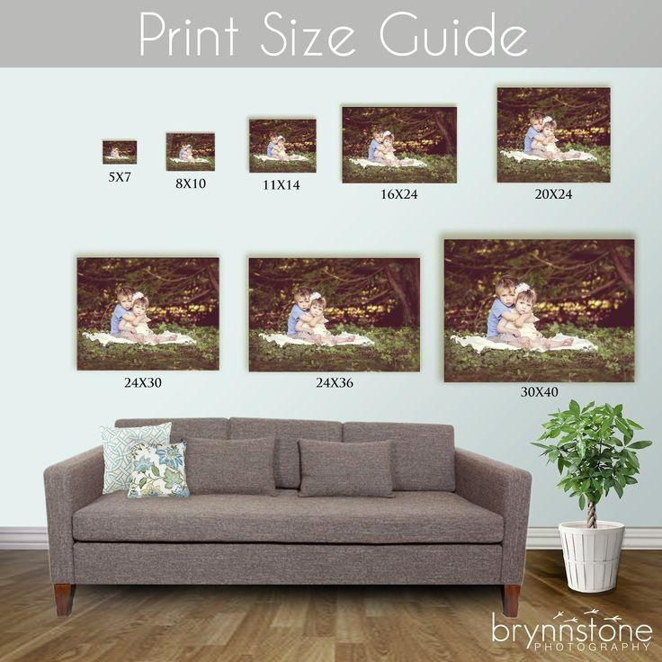 Best 25+ Picture Sizes Ideas On Pinterest | Picture Shelves, Wall Pertaining To Sofa Size Wall Art (Image 2 of 20)