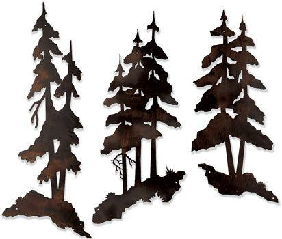 Best 25+ Pine Tree Art Ideas On Pinterest | Fir Tree, Forest Intended For Pine Tree Metal Wall Art (Image 5 of 20)